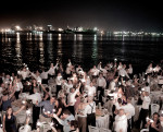 Silvesterparty im Lagos Yachtclub, Lagos, 1. Januar 2010  © Christian Lutz