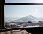 Zug bei Erzincan, Türkei, 2007  © Linda Herzog