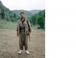 Karker Hewler schloss sich 1999 den PKK-Kämpfern an. Nordirak, Mai 2007    © Philippe Dudouit