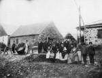 Die Familie das Schweizer Käsers Fritz Stücker-Ammeter um 1900 im Gebiet Kars, das damals zu Russland gehörte. (© Russlandschweizer-Archiv des Historischen Seminars der Universität Zürich, Abt. Osteuropa, Fot 60)